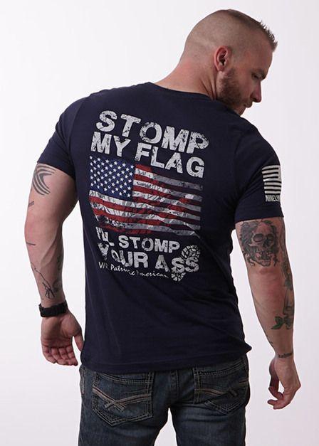 Men's T-Shirt - I'll Stomp You