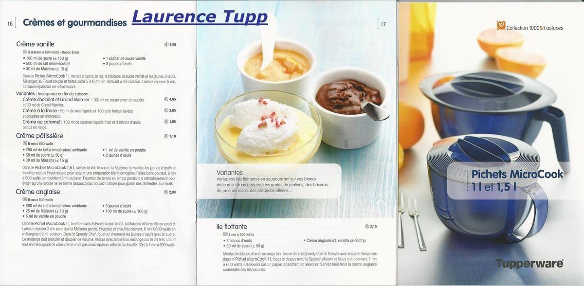 Le flottante fa on tupperware avec son pichet microcook cuisine cooking kochen pinterest - Cuisiner avec tupperware ...