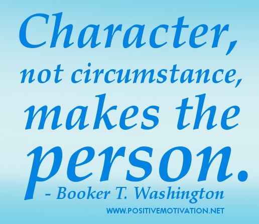 Quotes On Character Character Study  What Are The Character's Inner Strengths .