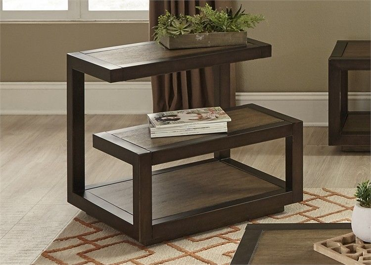Amazing Bennett Pointe End Table In 2019 Living Room Floating Machost Co Dining Chair Design Ideas Machostcouk