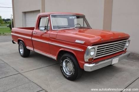 Looking For 1967 1968 Or 1969 Ford F 100 Bethlehem Gumtree South Africa 143113817 Ford Trucks Classic Ford Trucks Pickup Trucks