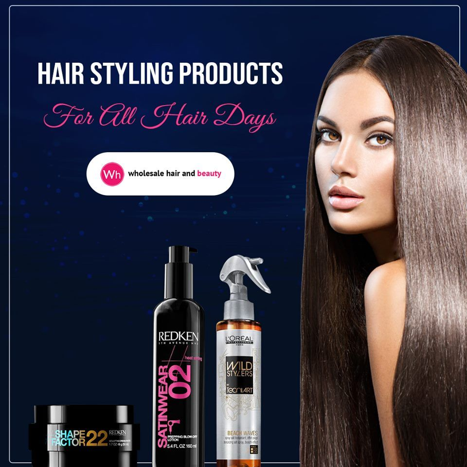 Change Your Look Buy Hair Styling Products Online Wholesale Hair Hair Styles Hair Care