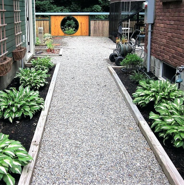 Image Result For Using Crushed Stone In Landscaping Rock