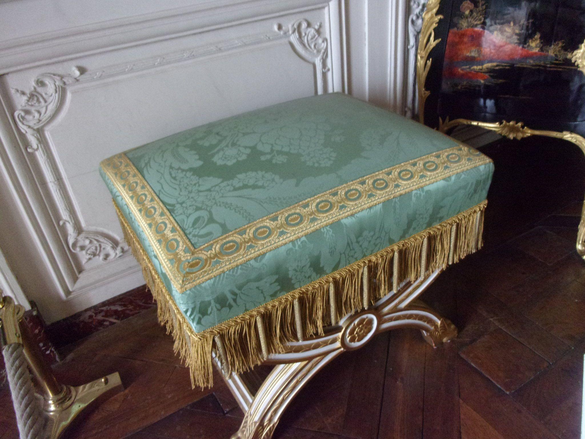 Chambre De Madame Adelaide