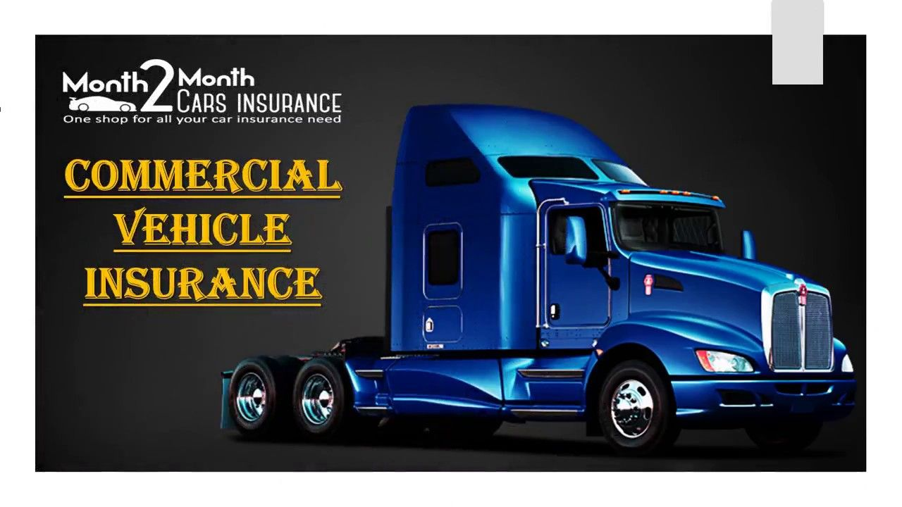 Commercial Auto Insurance Quotes Beauteous Commercial Vehicle Insurance Policy With Online Quotes  Commercial