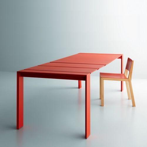 Tavolo allungabile Wally - design Luccatelli - Miniforms | TABLES ...