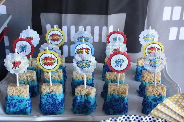 """Photo 1 of 39: Police Party, Super Hero / Birthday """"When I Grow Up - Super Hero / Police Officer Birthday Party"""" 