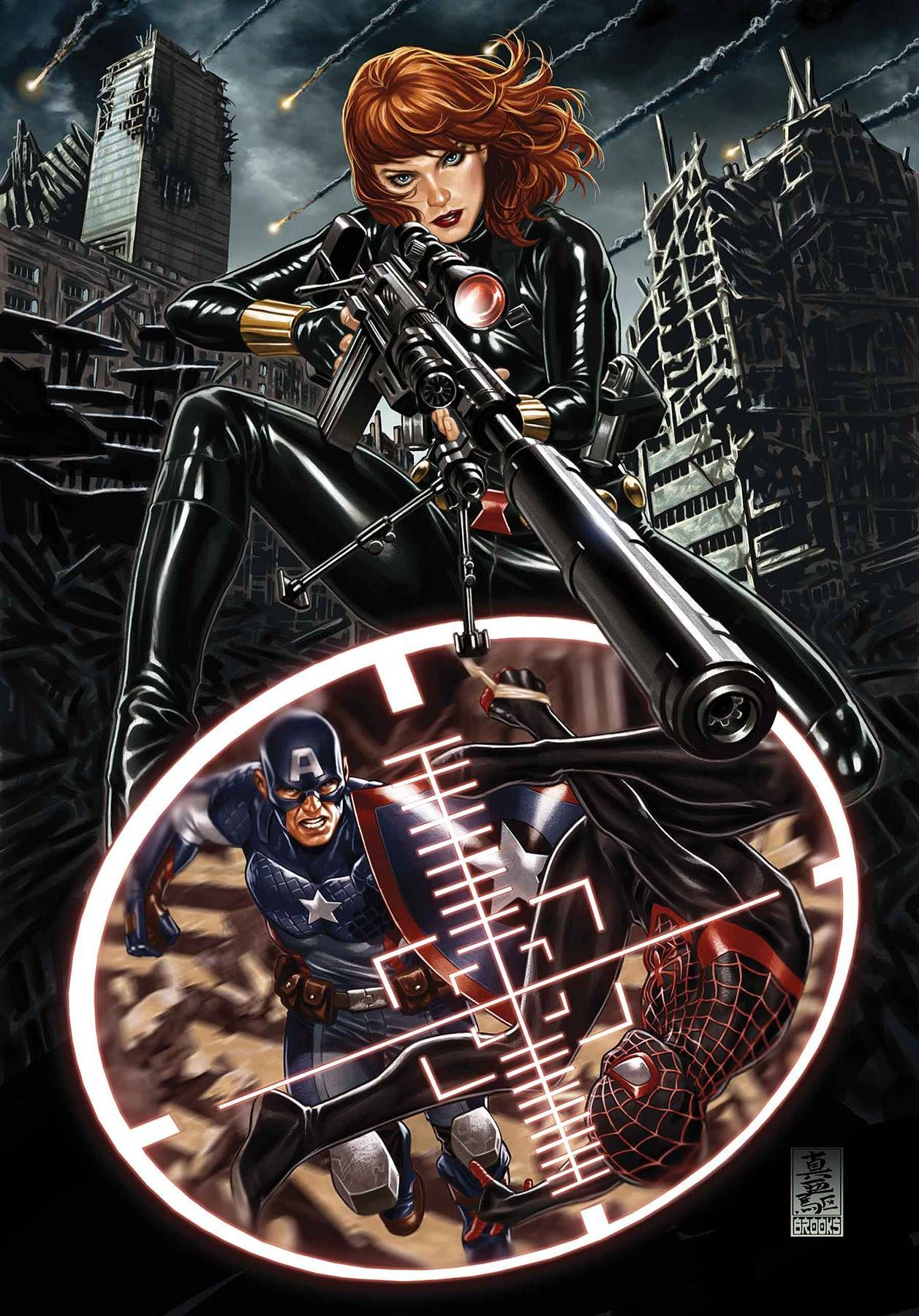 Secret Empire 7 (Cover A Mark Brooks) (With images