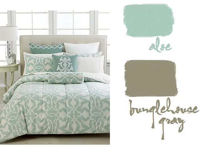 coastal bedroom paint color and color palette benjamin