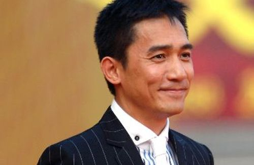 "Tony Leung has taken a break since filming the physically-exhausting ""The Grandmaster"" and hopes to film more comedies in the future."