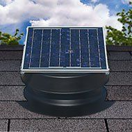 Difference Between Whole House Fans And Attic Fans Install Attic Fan Attic Fan Attic Exhaust Fan