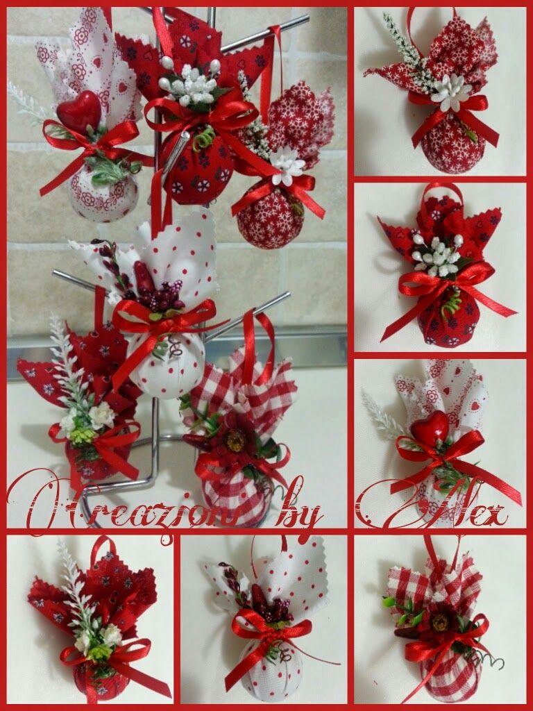 Feltro stoffa e scrapbooking natale pinterest christmas ornament ornament and craft - Pinterest natale ...