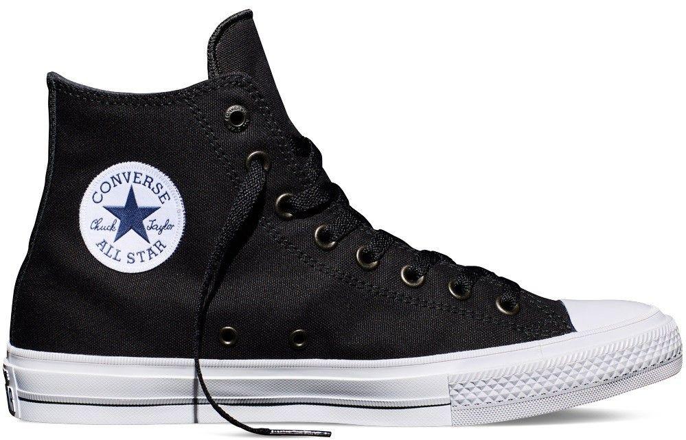 Converse Chuck Taylor All Star II Hi - Premium Canvas for high ...