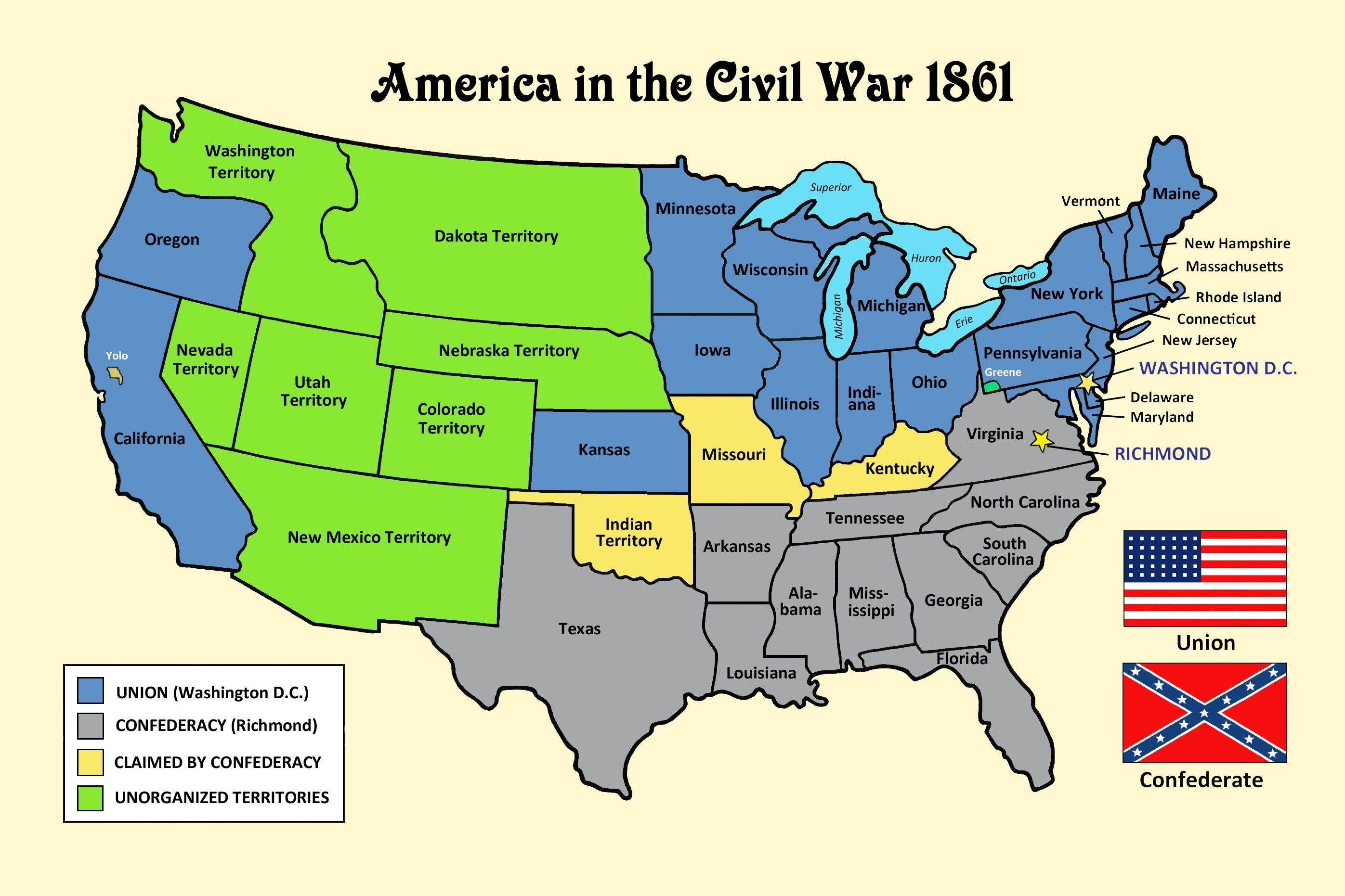 Specific 2nd Us Civil War Map Awesome Map Us During Civil