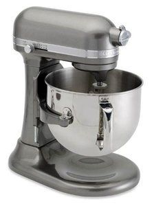 Lovely Kitchenaid Stand Mixer, 7 Qt.,Medallion Silver | Made In The USA