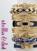 Stella & Dot bracelets for fall