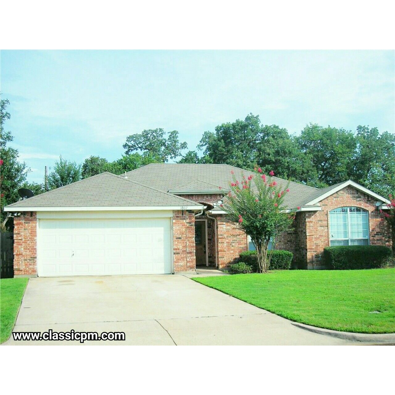1007 Fern Drive Mansfield Texas 76063 191 000 Active Option