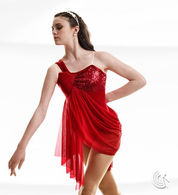 Curtain Call Costumes Sensitivity Beautiful Contemporary Dance