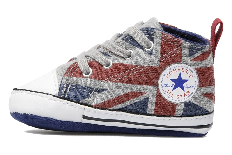 779028c71d0a7 First Star UK Toile Converse (Multicolore)   consegna gratuita dei tuoi  Scarpe da tennis First Star UK Toile Converse da Sarenza