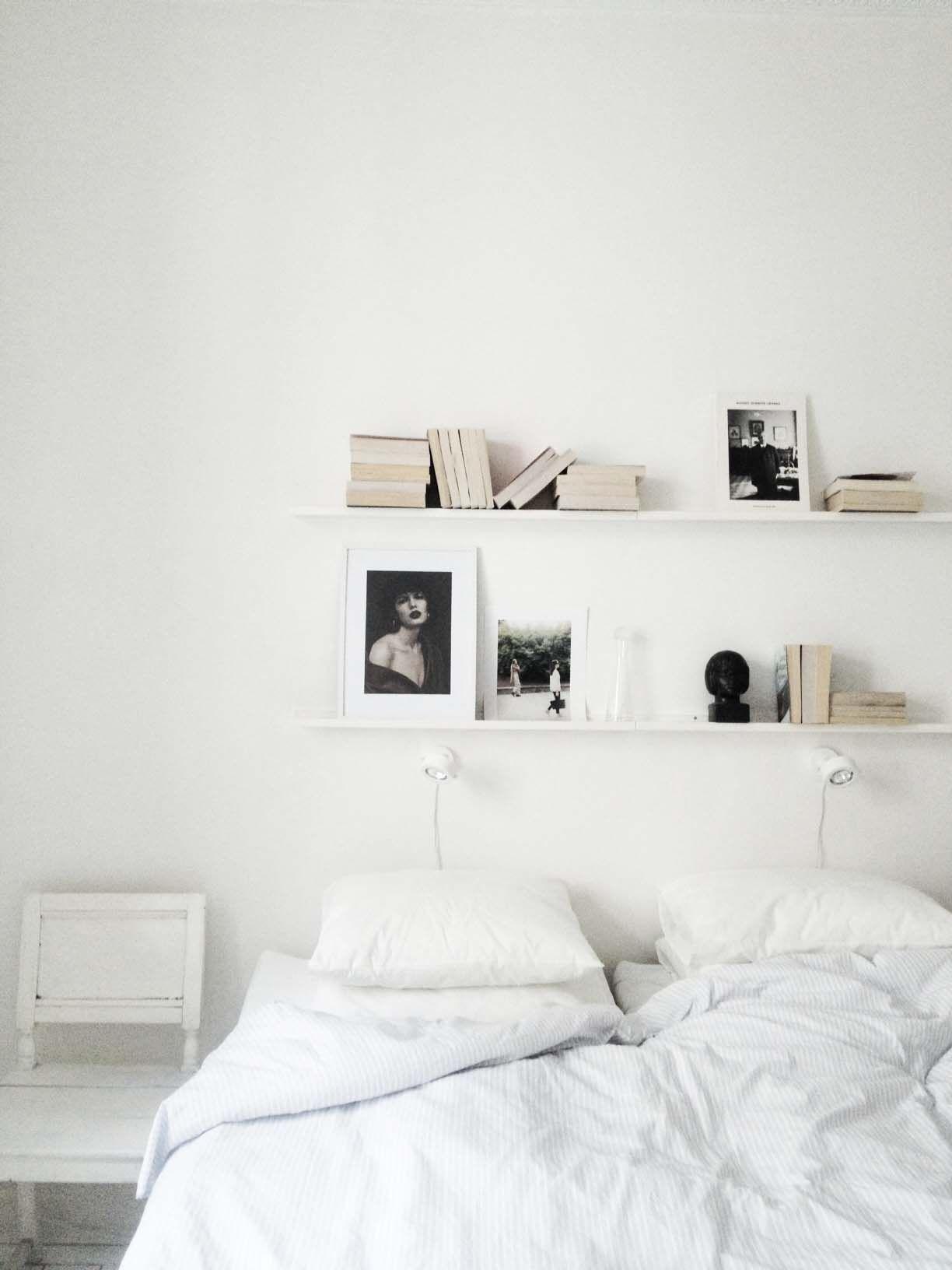 35 Amazing solutions for bedroom headboard alternatives ...
