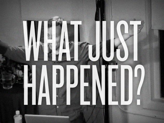 "Obama just ""happened"" | The Black Sphere | TheBlackSphere.net | The Black Sphere | TheBlackSphere.net"