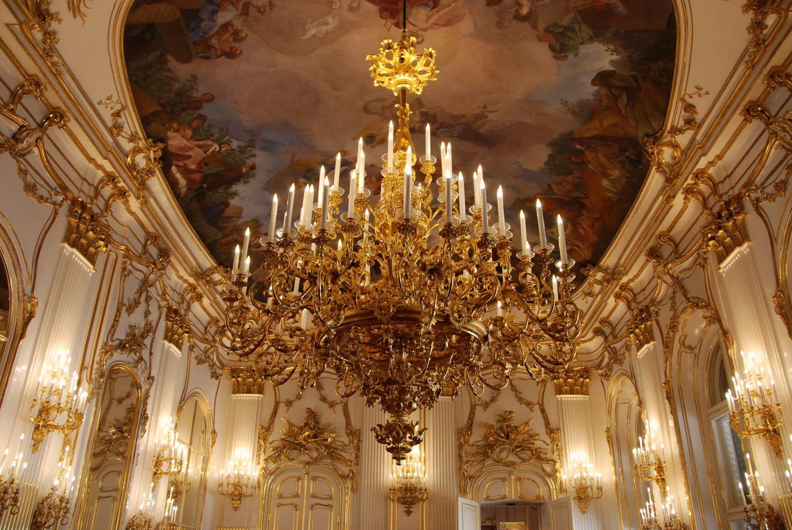 Schönbrunn Palace (1744-1749, Vienna, Austria