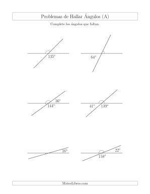 Relación Entre Ángulos Opuestos por el Vértice (A) | geometria ...