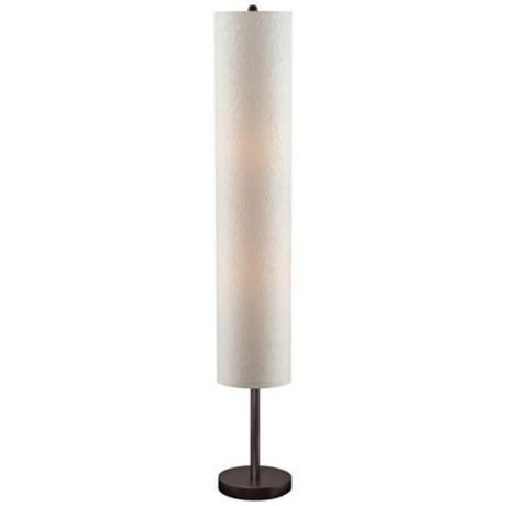 Lite Source Roland Cylinder Floor Lamp Home Decor