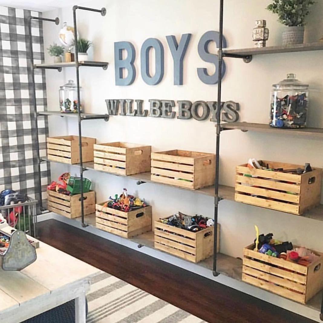 mbhomedesigners\' amazing playroom! | Organization + ...