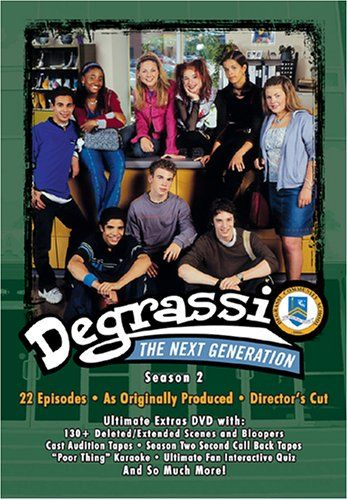What Channel Was Degrassi On : channel, degrassi, Canada-Related, Shows, Degrassi, Generation,, Degrassi,, Seasons