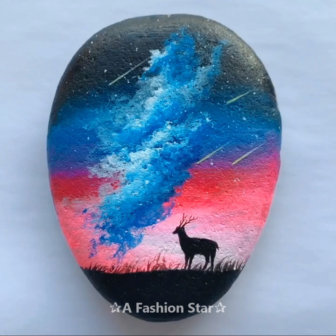 8 Best Rock Painting Ideas That Will Catch Your Eye – Art For Home Decor #artanddrawing