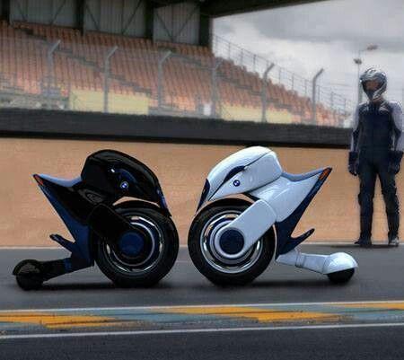 BMW Halbo Concept Bike