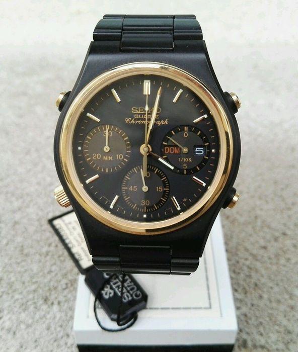 2639db397fce Catawiki pagina online de subastas Seiko – Reloj deportivo para hombre 100…