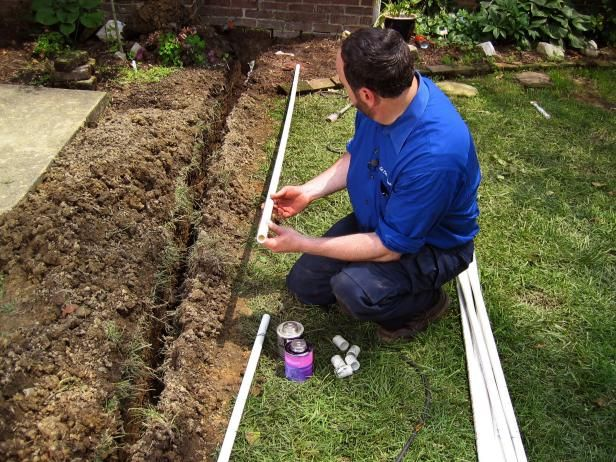 How To Install A Yard Hydrant Installation Hydrant Diy Water