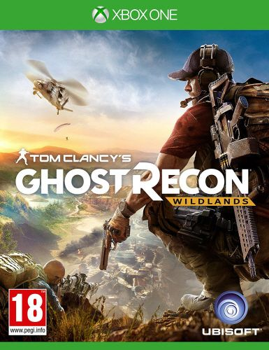 Tom Clancy S Ghost Recon Wildlands Xbox One Ghost