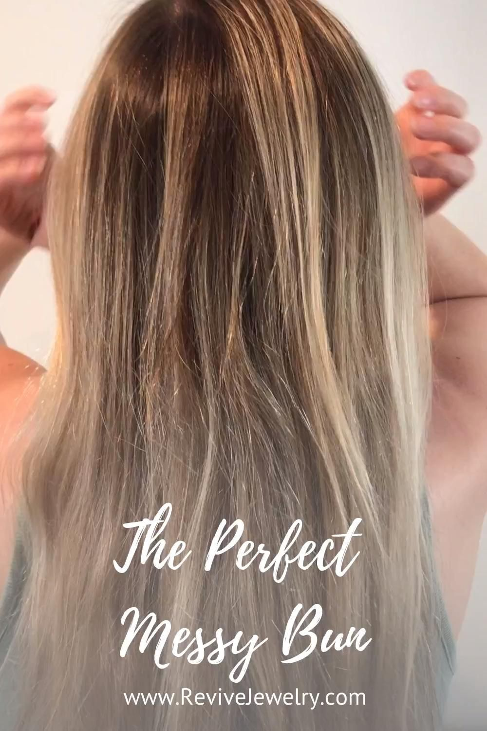 Photo of How to do the perfect messy bun hair style and the best earrings to match – summer hair styles