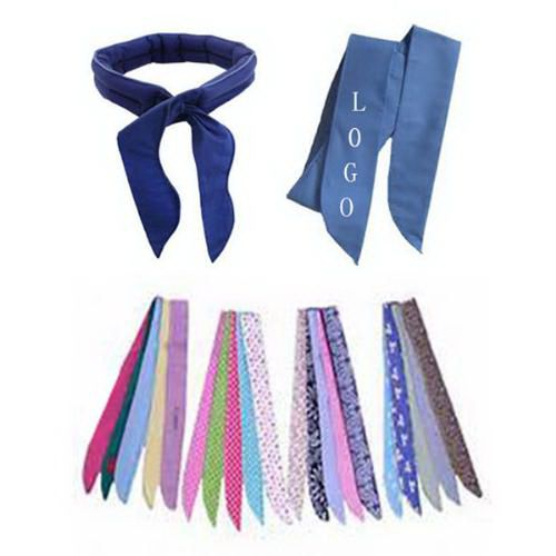 Wrap It Around Your Neck Cooling Sensations Pass To Pulse Points And Are Carried Throughtout Your Body Turn Over Occasionally T Neck Wrap Neck Tie Cool Stuff