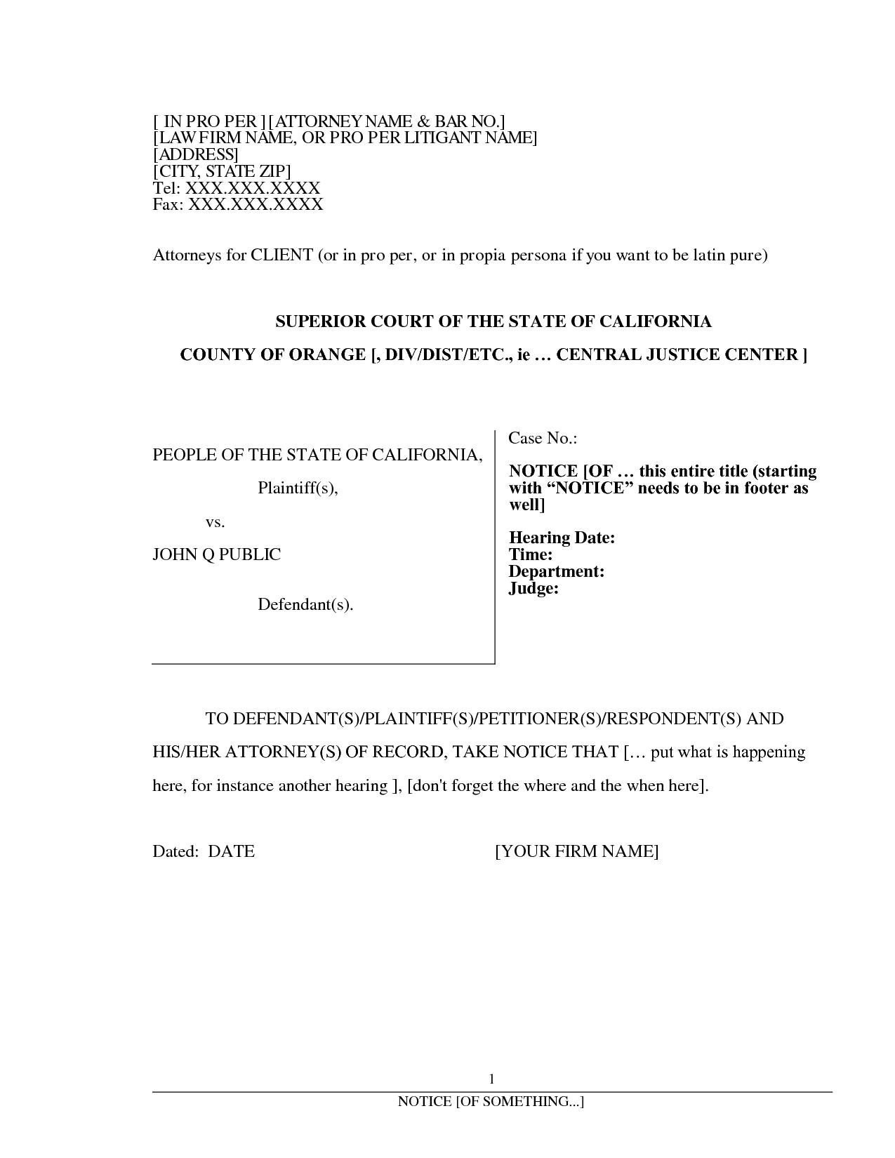california legal pleading paper are you a pro per litigant who needs