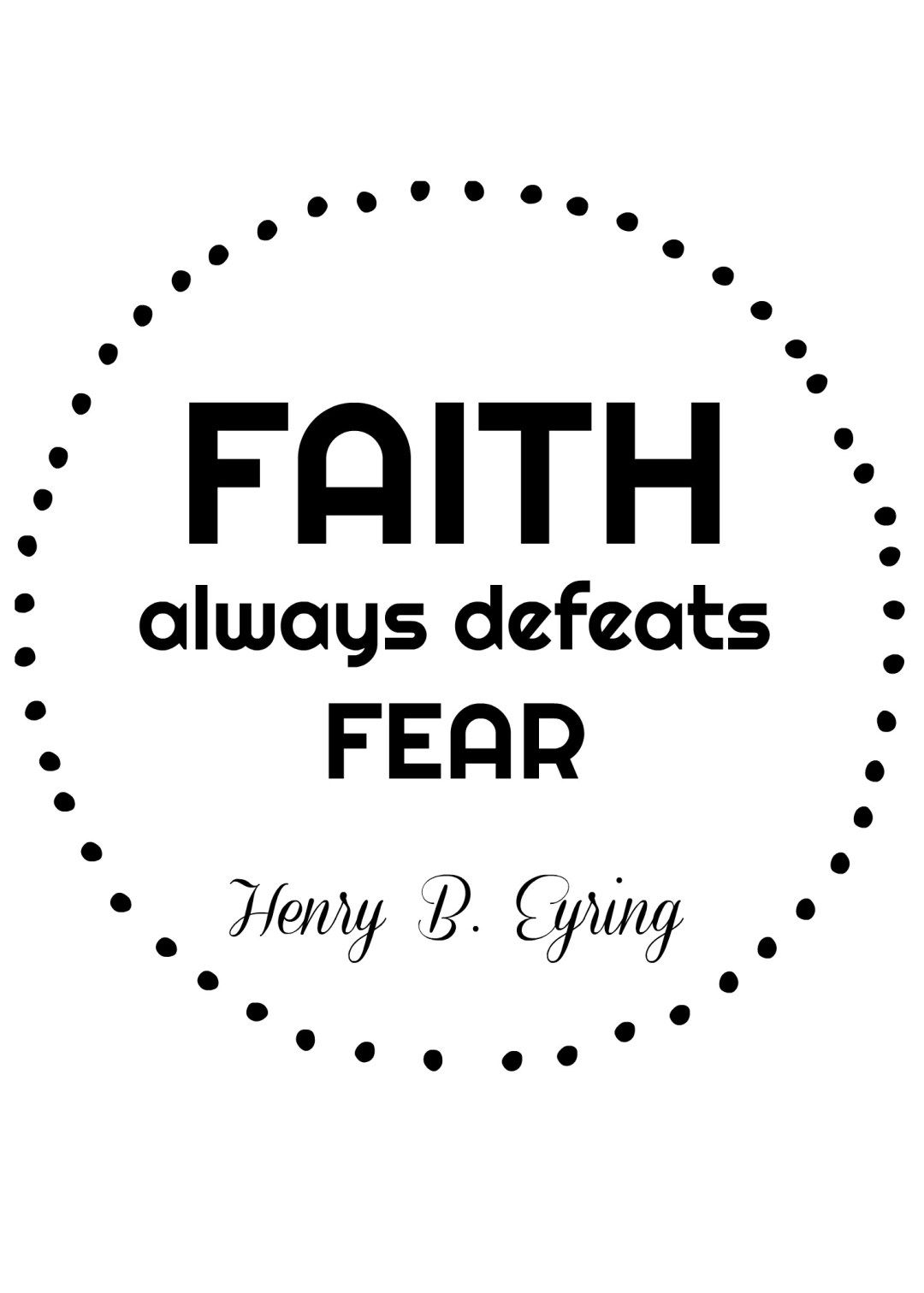 Best Quotes Of General Conference Oct 2017 {Printables