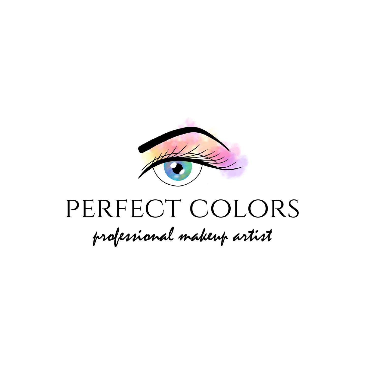 Eye Makeup Logo Design