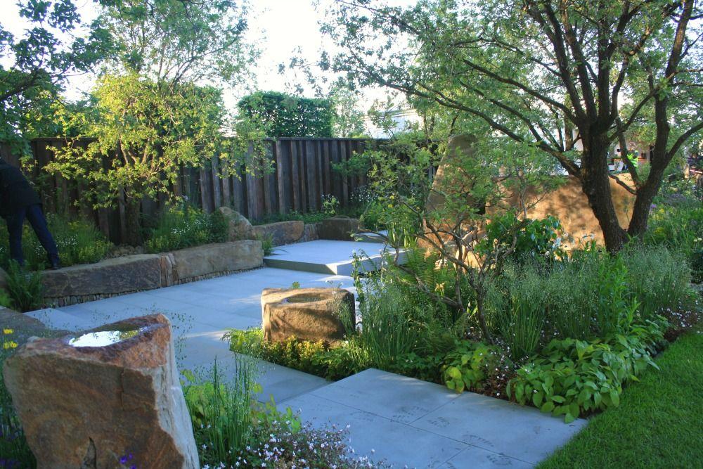Chelsea flower show 2016 gardens Contemporary garden