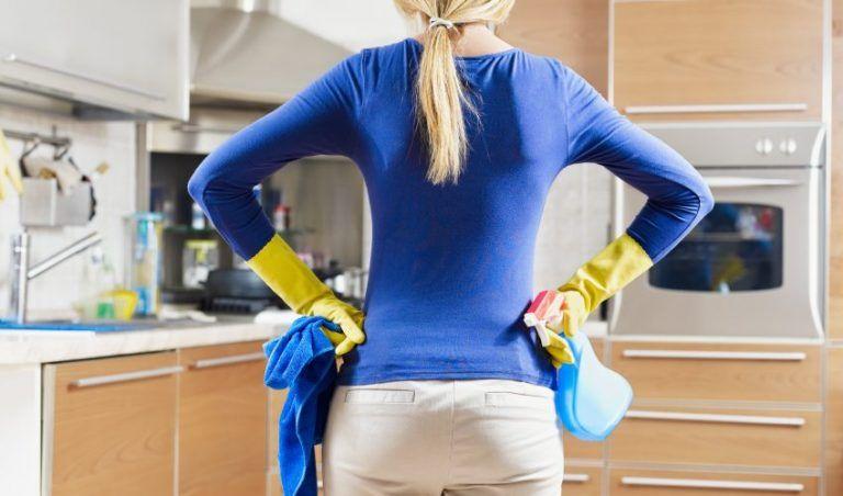 Temizlik için çok önemli 8 önemli sır..
