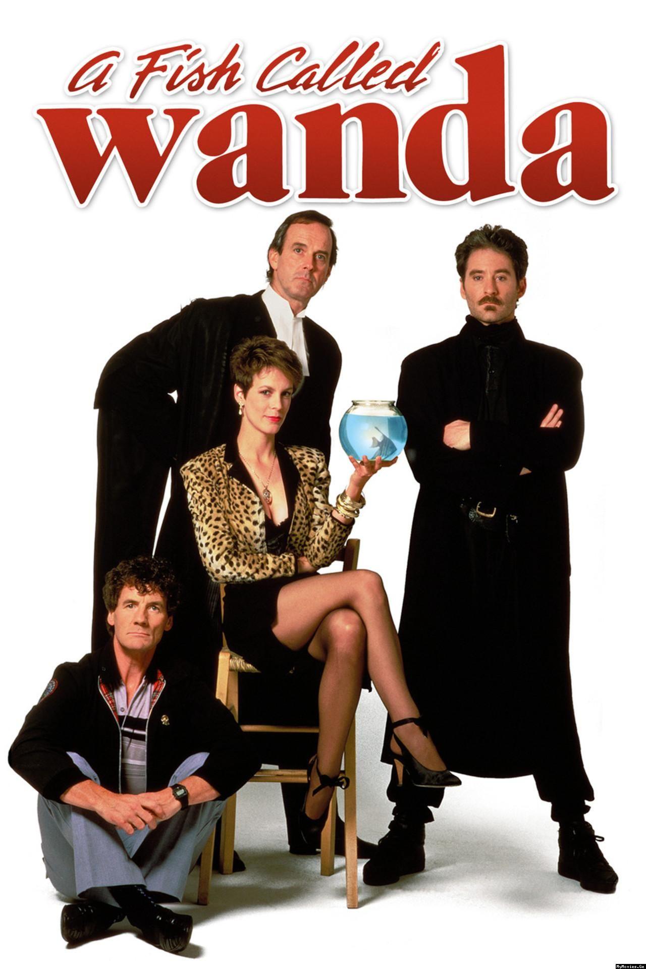 Um Peixe Chamado Wanda A Fish Called Wanda Com Imagens