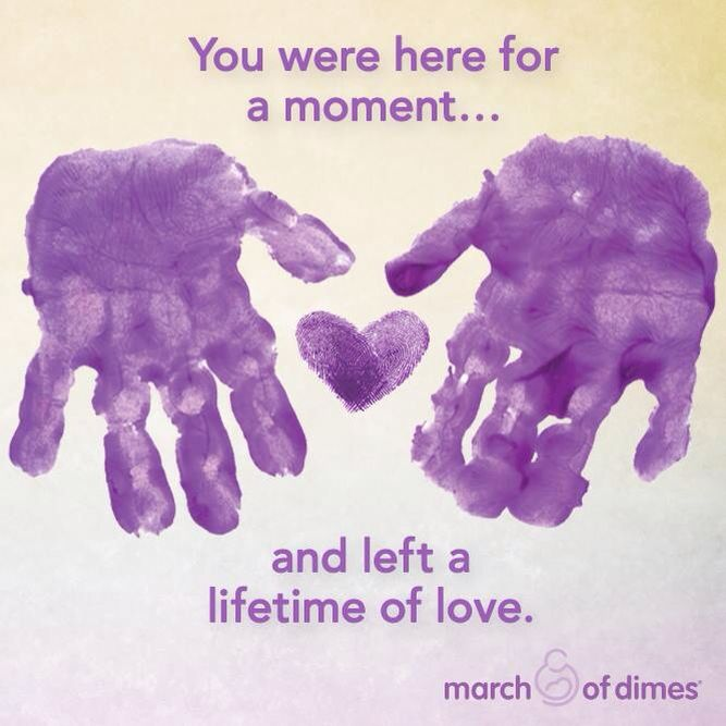 march of dimes stillbirth
