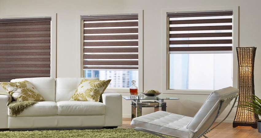 Roller Blinds For Our Stylish Range Of Patterned Plain And