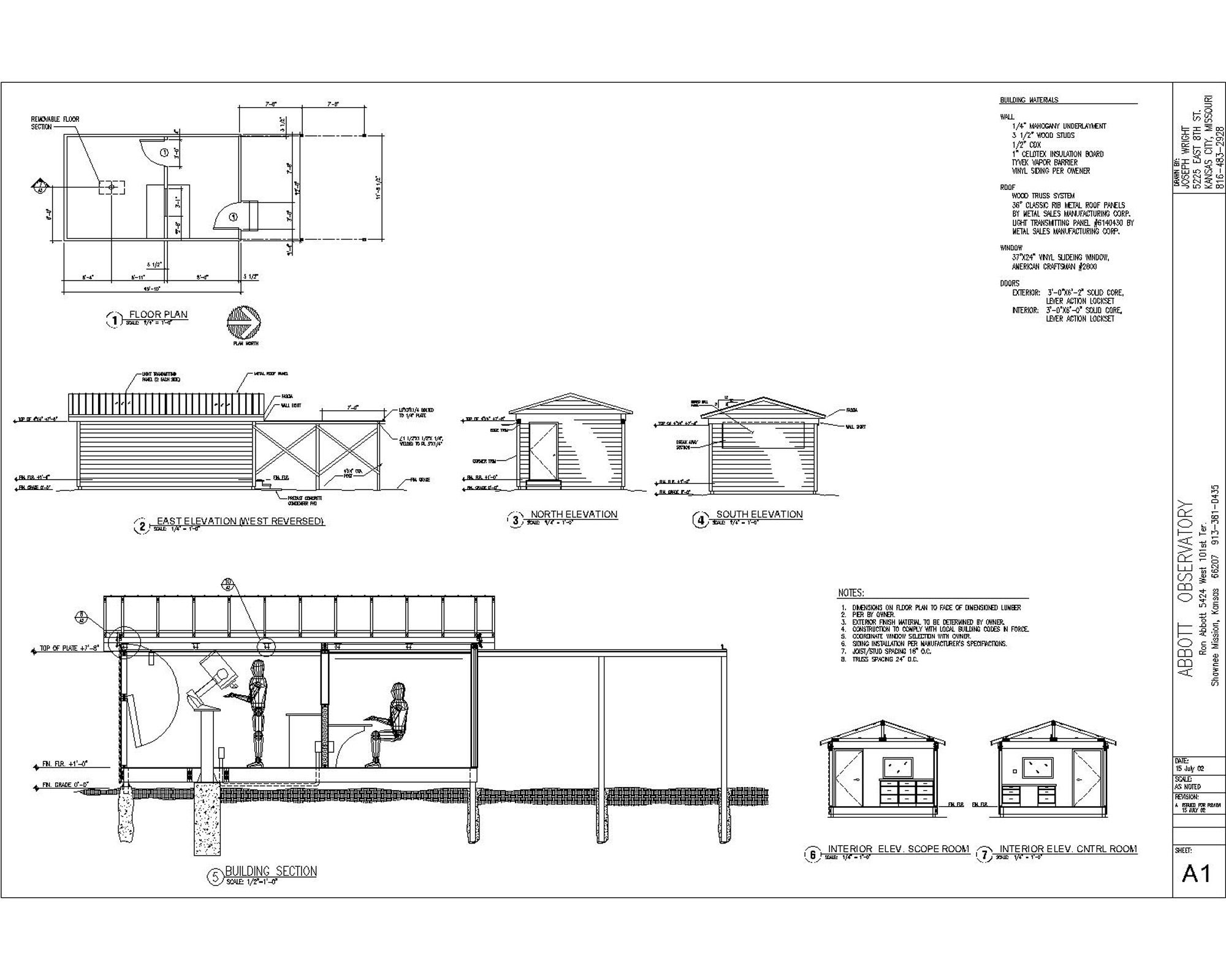 Interior Section Interior Section Drawings Diagram