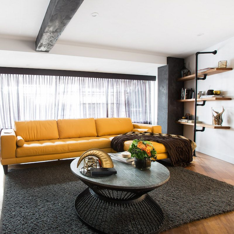The Living Room Australia: Living Room #theblock