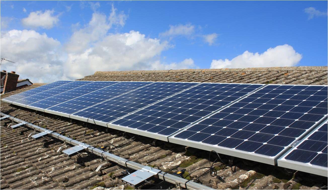 solar panel price comparison daisychain, vs optimized