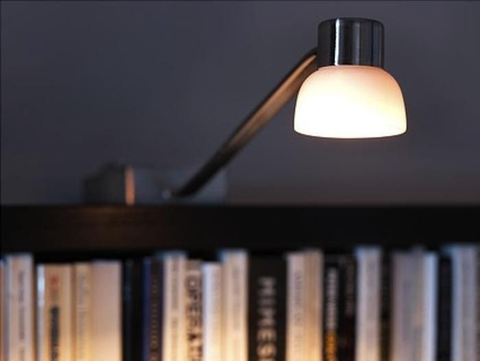 Example 10: Cool Bookcase Lighting Options