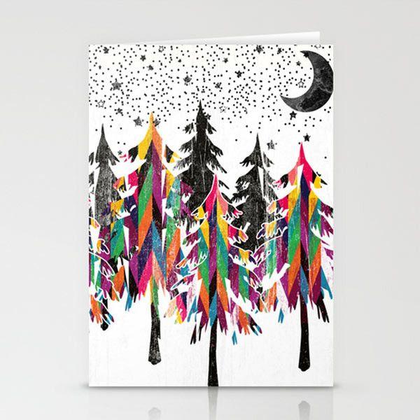 Black Forest cards by Kakel
